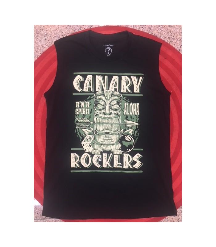 CAMISETA SIN MANGAS CANARY ROCKERS