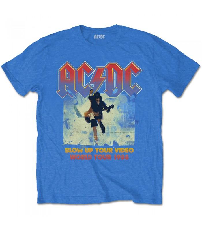 CAMISETA CHICO AC/DC
